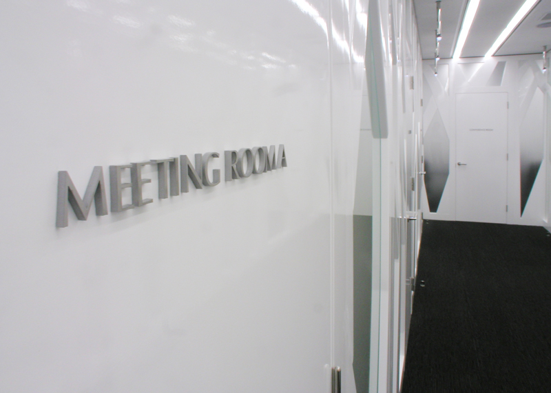 サインディテール オフィスデザイン オフィス移転工事 東京都港区北青山の事例