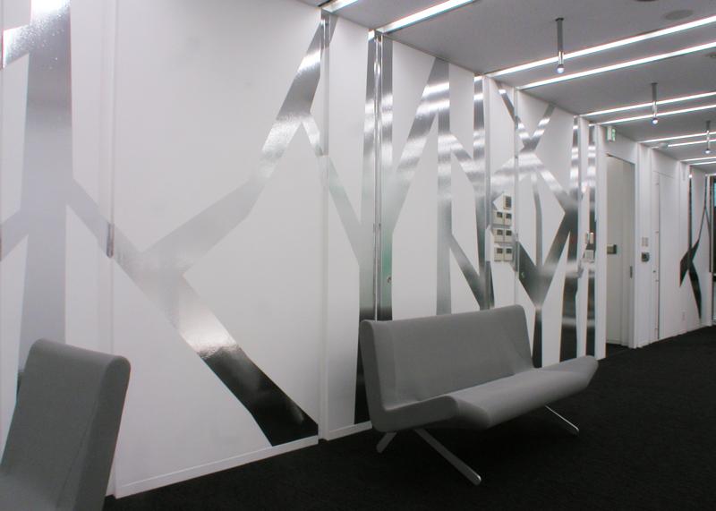 オフィスデザイン オフィス移転工事 東京都港区北青山の事例
