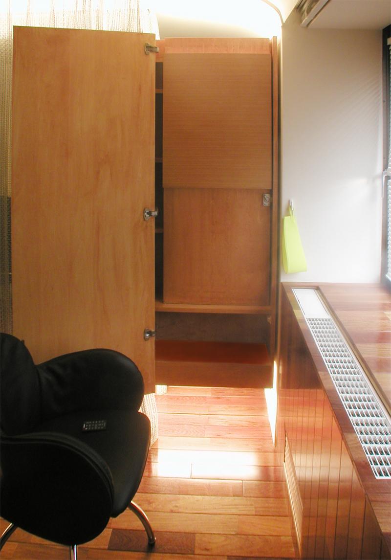 多機能家具 収納机
