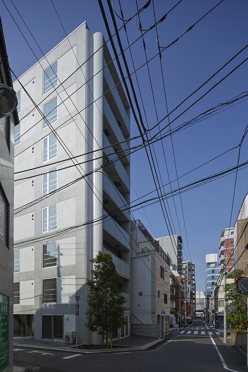 賃貸併用住宅 自宅兼賃貸マンション建替え事例建替えのきっかけ お施主様の意向 現行案までの経緯