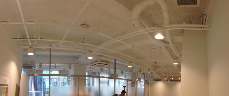 既存の状態 デザインオフィス事例