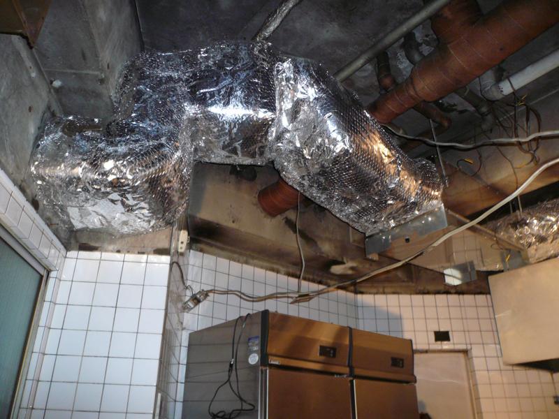 必ず必要な厨房ダクト耐火設計のポイント