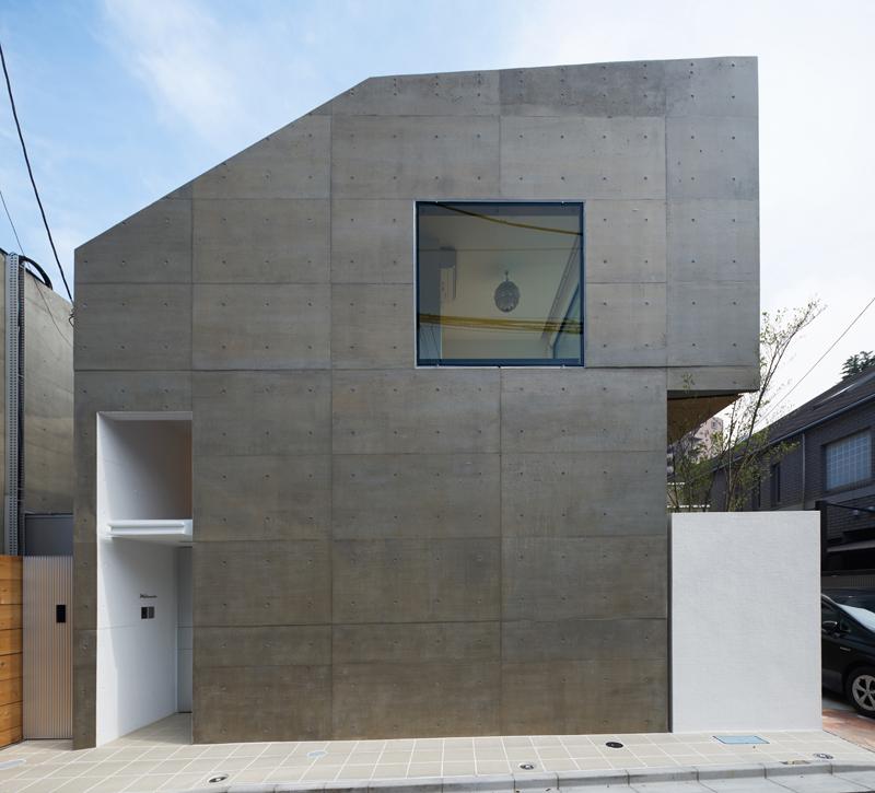 コンクリート打ちっぱなしの家 一級建築士の家 メリット デメリット