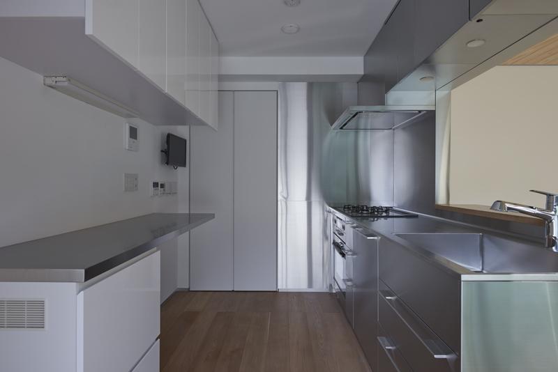 コンクリート打ちっぱなしの家 設備設計一級建築士が解説するキッチンの換気