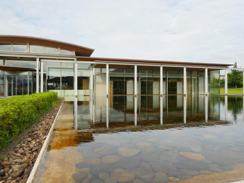 片岡直樹の建もの探訪|ゑしんの里記念館