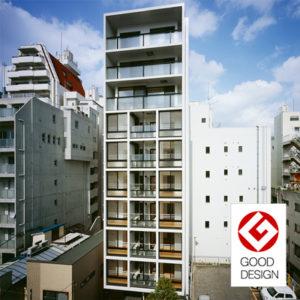 デザイナーズマンション グッドデザイン賞 建築家