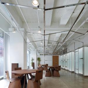 オフィスインテリアデザイン原宿での事例