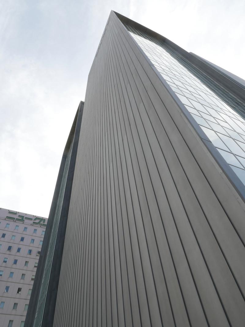 片岡直樹の建もの探訪|ブルボン本社ビル