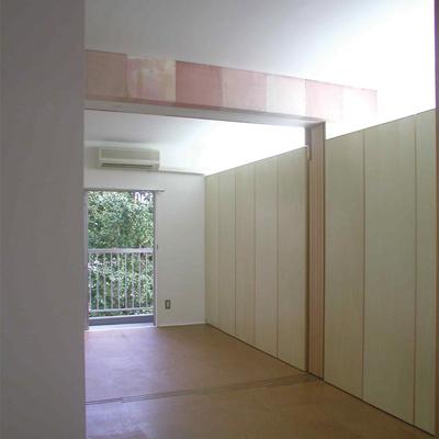 賃貸マンション空室改善インテリアリフォーム文京区駒込での事例