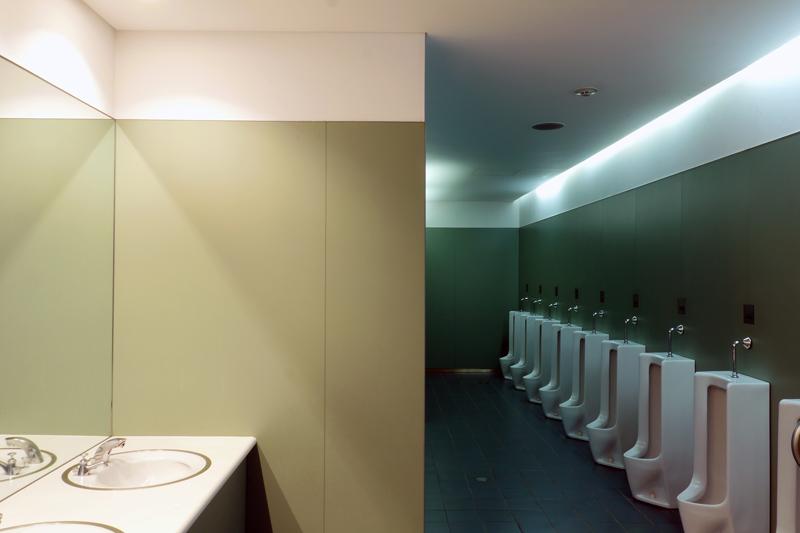 つくばカピオアリーナ側トイレ
