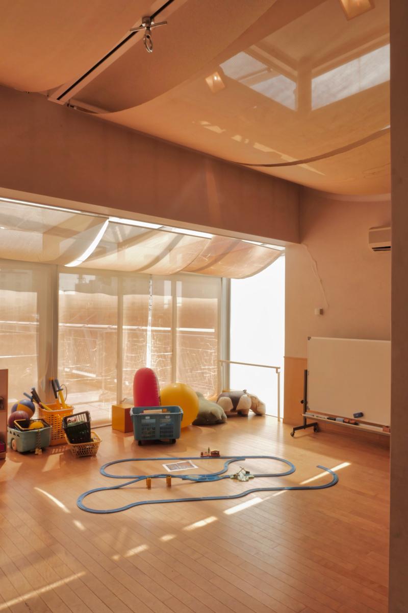 片岡直樹の建もの探訪|ユートリア(すみだ生涯学習センター)面談室