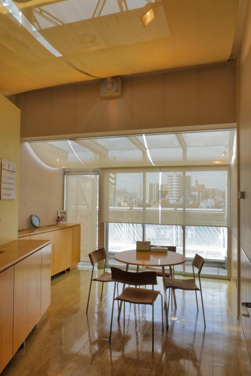 片岡直樹の建もの探訪|ユートリア(すみだ生涯学習センター)A棟 4階 面談室