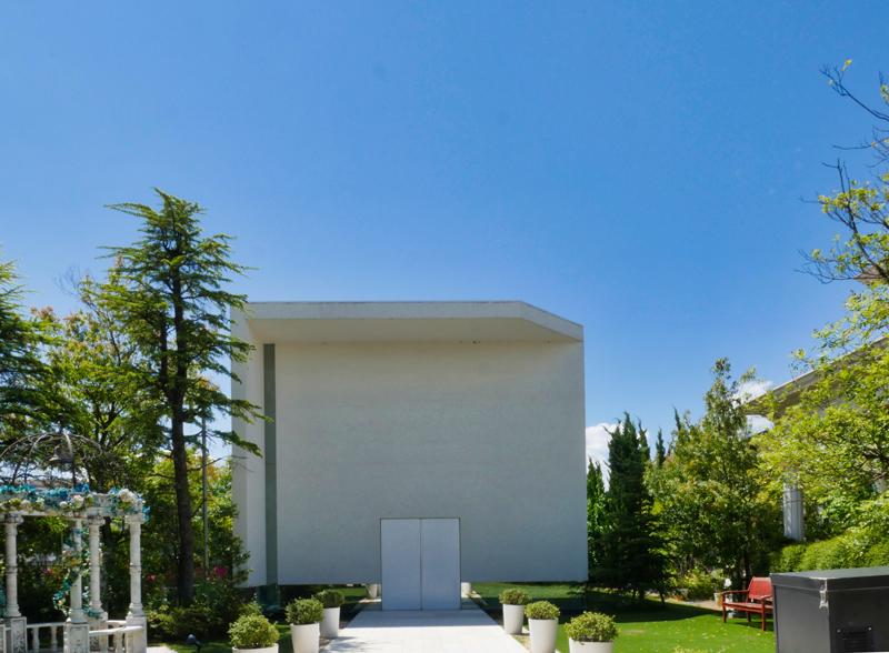 森の教会アルカーサル迎賓館 高崎|住宅/ビル/マンション設計者の建もの探訪 外観
