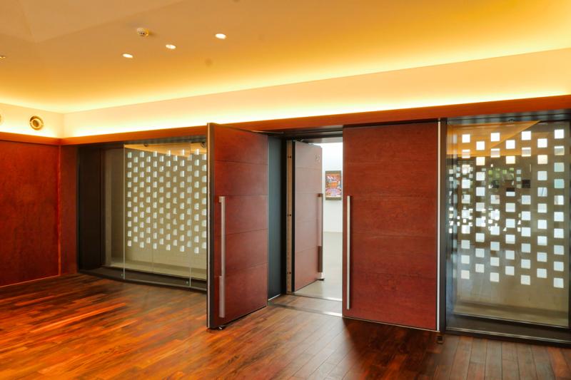 多目的室|太田市民会館|住宅/ビル/マンション設計者の建もの探訪