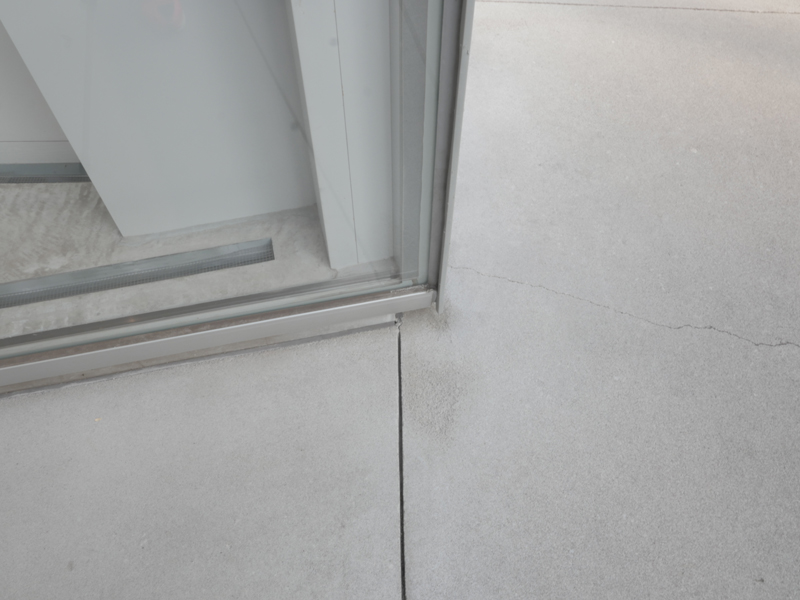 1階窓ディテール すみだ北斎美術館|住宅/ビル/マンション設計者の建もの探訪