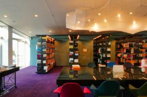 3Fレファレンスルーム|太田市美術館・図書館|住宅/ビル/マンション設計者の建もの探訪