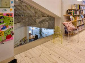 絵本・児童書コーナー|太田市美術館・図書館|住宅/ビル/マンション設計者の建もの探訪