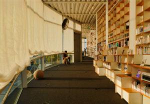 学びの道|太田市美術館・図書館|住宅/ビル/マンション設計者の建もの探訪