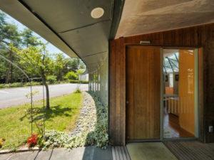 エントランス庇 フォレスト益子|住宅/ビル/マンション設計者の建もの探訪
