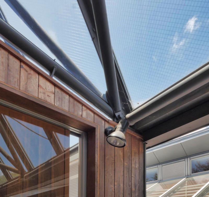 休憩室ディテール フォレスト益子|住宅/ビル/マンション設計者の建もの探訪
