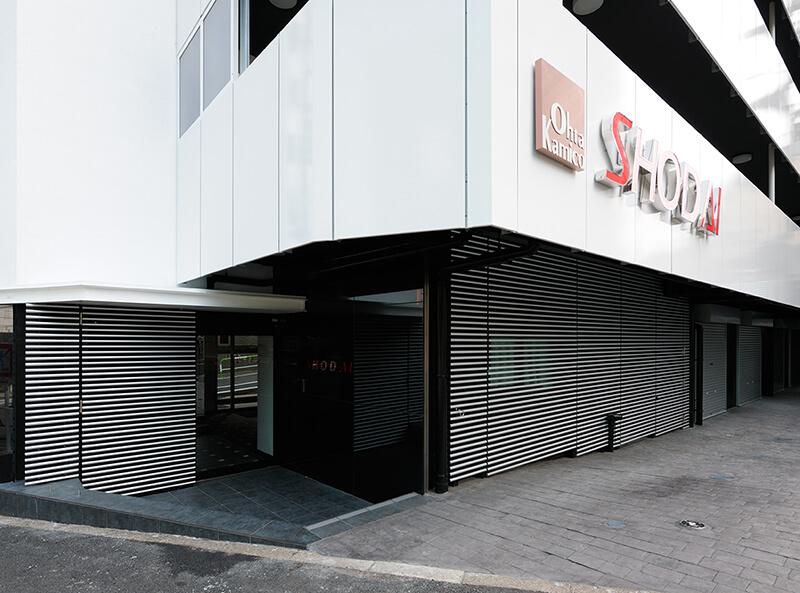 サブエントランス after デザインリノベーション|賃貸マンション外壁大規模修繕|リフォーム空室改善事例