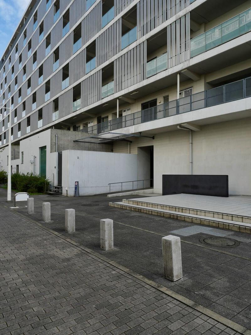 ヌーヴェル赤羽台2号棟 (A街区) 外観 外廊下側