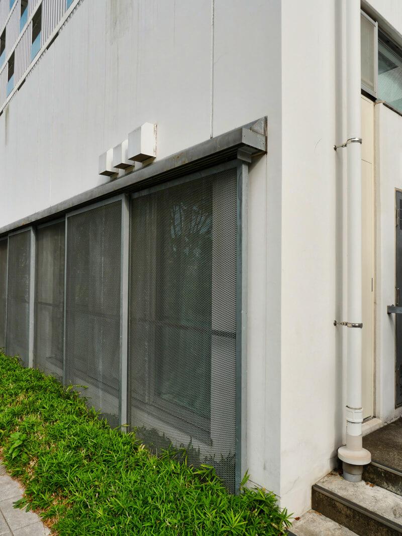 ヌーヴェル赤羽台2号棟 (A街区) 鎧戸