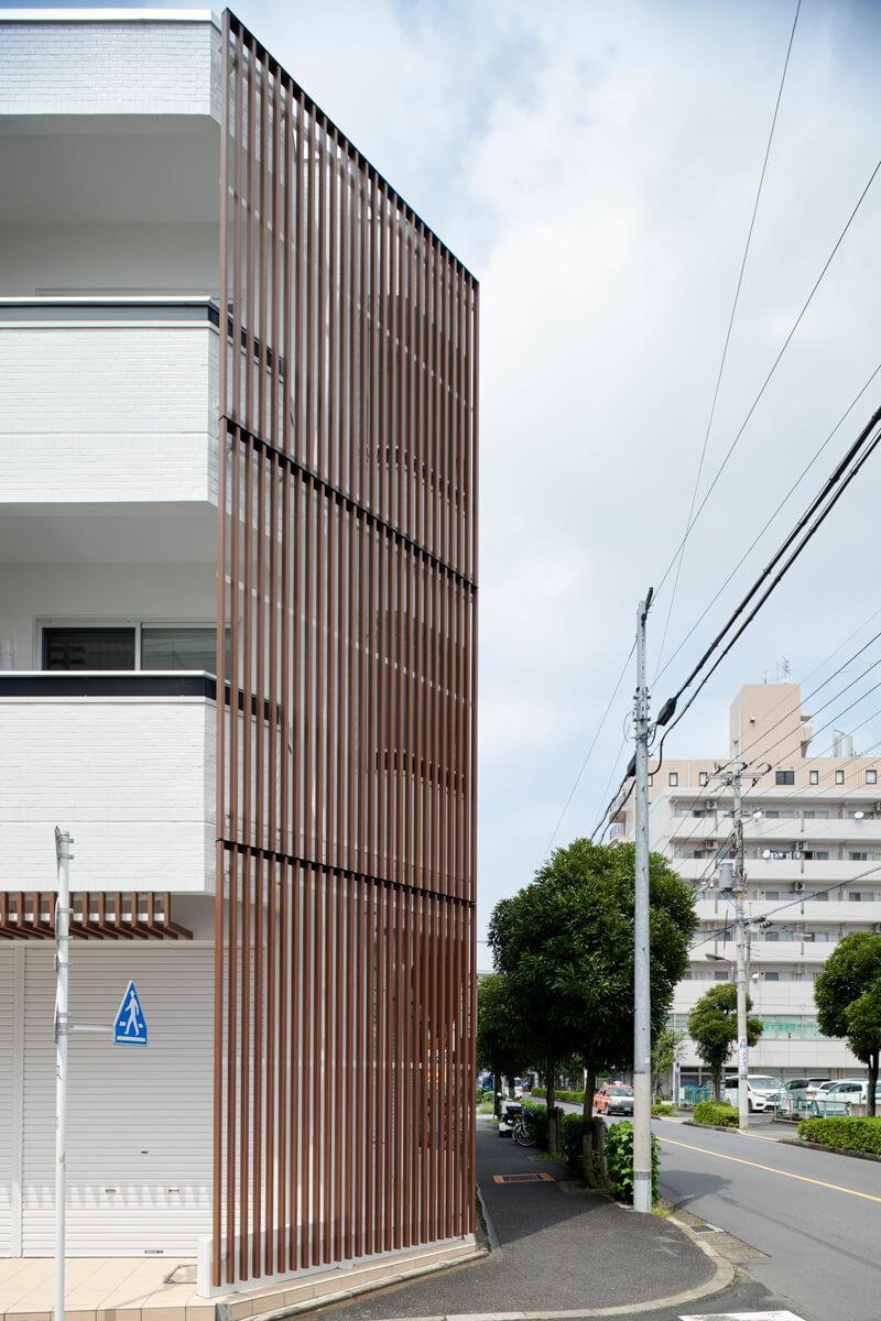 外観|空室対策|一棟まるごとフルリノベーション|賃貸マンション経営|マンションリノベーションデザイン設計|デザイナーズ賃貸