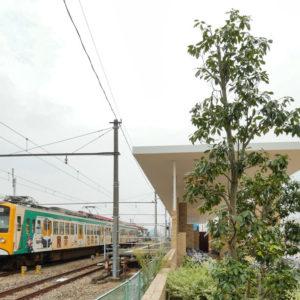上州富岡駅|住宅/ビル/マンション設計者の建もの探訪