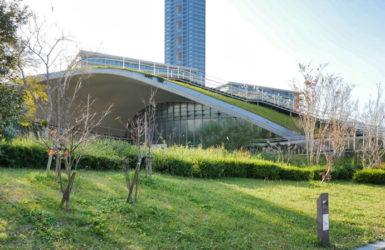 ぐりんぐりん福岡アイランドシティ中央公園|住宅/ビル/マンション設計者の建もの探訪